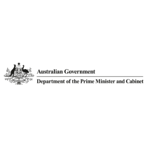 Logo - Australian Government Department of the Prime Minister and Cabinet